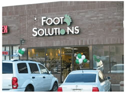 Foot Solutions Franchise for Sale