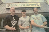 Little Guys Movers Franchise Opportunity