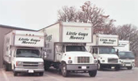Little Guys Movers Franchise for Sale