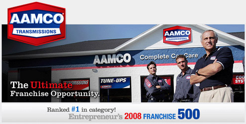 AAMCO Transmissions Franchise