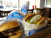 Elevation Burger Franchise