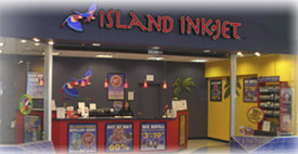 Island Ink Jet Franchise for Sale