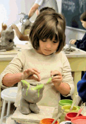 Kids n Clay Pottery Studio Franchise