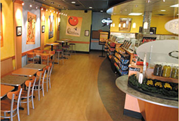 Quiznos Franchise Information